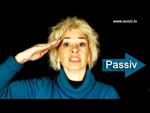 """Deutsche Grammatik: """"Passiv"""" (mit Sonja Hubmann)"""