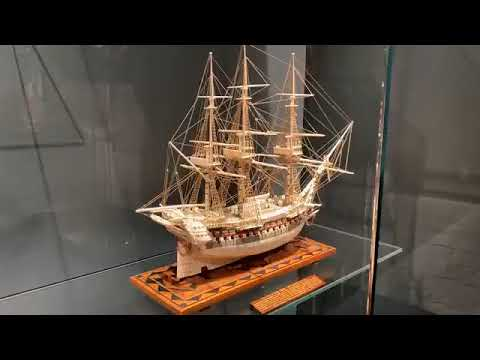 Online guide of the POW Bone Ship Models collection of the International Maritime Museum Hamburg