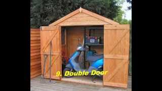 10 Smart Tips Building Your Shed