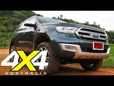 Ford Everest | Road test | 4X4 Australia