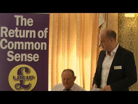 The European Arrest Warrant overrides the British legal system- Mark Turner & UKIP Hi Res