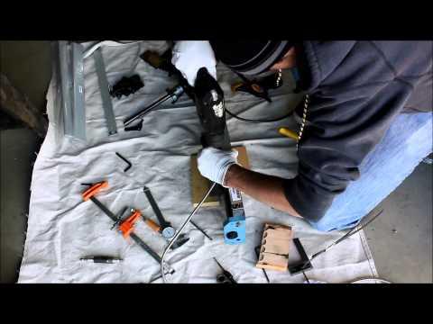 installing a dro pro on a mini-mill