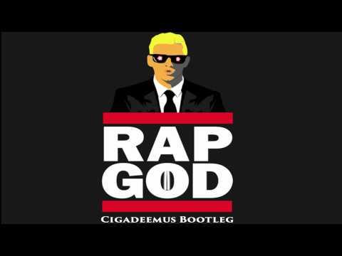 Eminem - Rap God (Cigadeemus Bootleg)  {Free DL Link} (Drum and Bass)