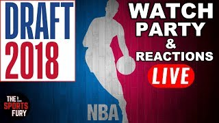 2018 NBA Draft | Live Coverage | Watch Party & Reactions