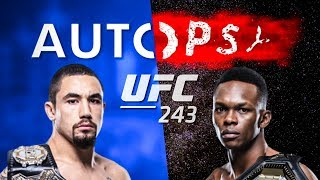 the-autopsy-ufc-243-robert-whittaker-vs-israel-adesanya-results