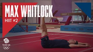 6 minutes of HIIT with Max Whitlock: Workout Wednesday 23.01.19