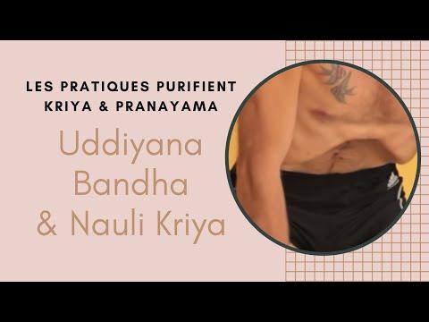 Améliorer la Digestion et lElimination avec Uddiyana Bandha et Nauli