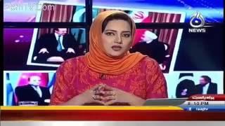 Indian Media Pakistan ke Khilaaf Kese Propaganda Karaha Hai Asma Shirazi Telling