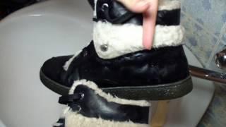 видео Как почистить искусственный мех