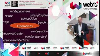 MARK SHUTTLEWORTH, Founder, Ubuntu & Canonical  | Global Webit Congress, GWC