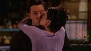[Friends] 6-17; Chandler Gave Monica A Mixed Tape1