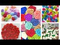 Cover image 5 DIY jewelry making flowers | Making at home