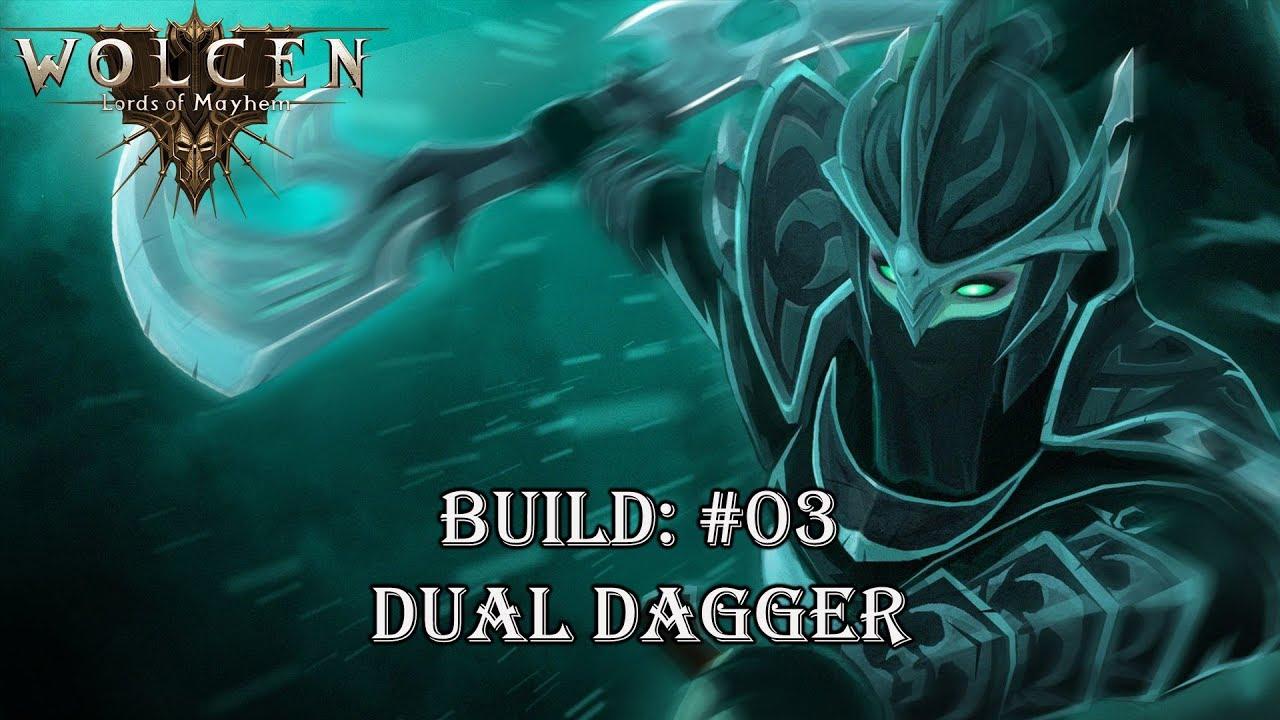 Wolcen: Lords of Mayhem – Build: #03 – Dual Dagger (Gameplay Beta) [S02|GERMAN/DEUTSCH]