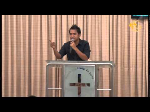 April 12, 2015, Pastor Thang Tawng