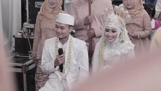 Wedding moment Abdul & Oca