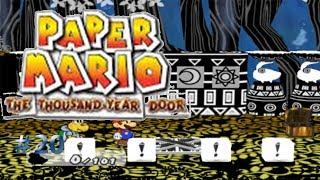 El acertijo de las Estatuas Punis/Paper Mario: La Puerta MIlenaria #20