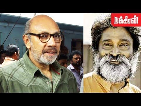 சமரசங்கள் இல்லாத போராளி... Artist and Activist Veera Santhanam Passes Away   Actor Sathyaraj homage
