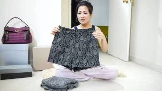 Shopping Haul - Forever 21, Leopard Flats & New Bag! =D