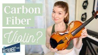 Reviewing CARBON FIBER Instruments // Mezzo-Forte Violins Viola