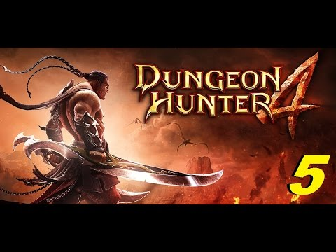 Dungeon Hunter 4 - Ep 5 - The Archives (Let's Play / Gameplay)