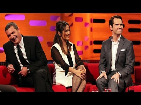 Jimmy Carr Explains Accents - The Graham Norton Show - Series 10 Episode 7 - BBC One
