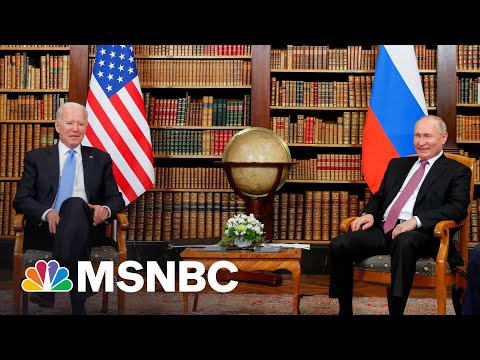 Russian And Russia-Based Hacks Invite Response From Biden