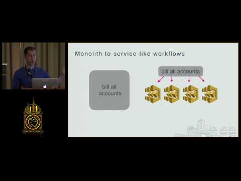 From Monolithic to Serverless with AWS Step Functions