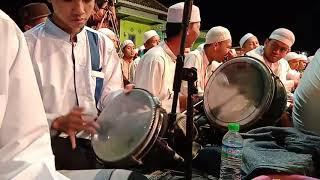 Hadrah Arridwan - Ya Robbi - Ya Habibal Qalbi - (nasehat untuk santri)    Live Lowokwaru Turen