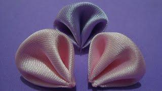 Aprender à fazer Linda Pétala de Flor de tecido por Arte & Acessórios