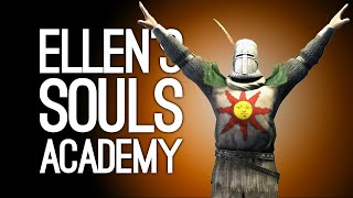 Playing Dark Souls for the First Time! Centipede Demon and Saving Solaire - Ellen's Souls Academy