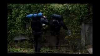 Freight Train Hopping In Europe 1 (Road Dogs - Riding for free in europe - Trailer)