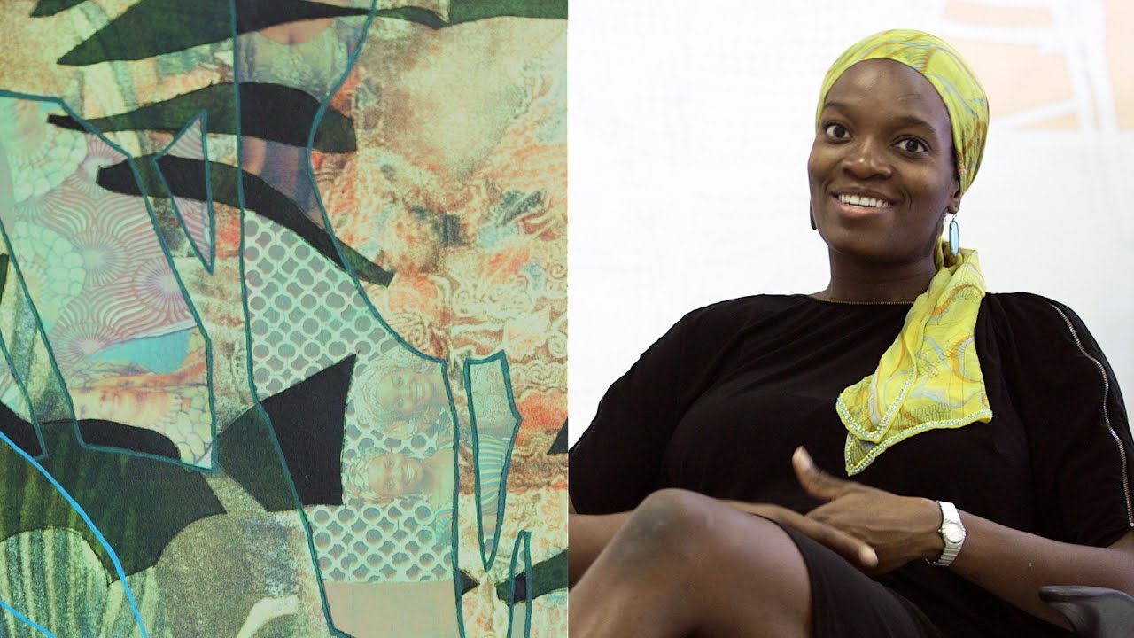 Njideka Akunyili Crosby – Inhabiting Multiple Spaces | TateShots ...