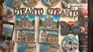 Gambar cover STAFA REISEN Reisevideo: Lecce & Otranto, Italien, Apulien