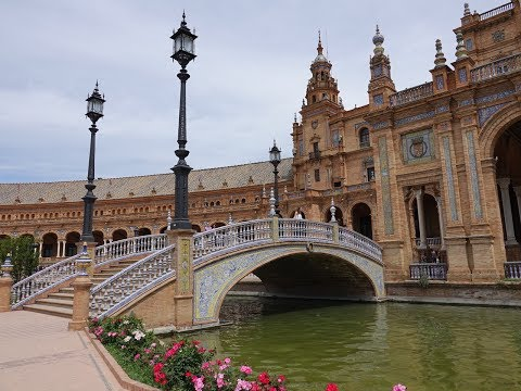 Hola Sevilla - Beautiful art and architecture of Seville