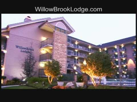 Willow Brook Lodge - Pigeon Forge/Gatlinburg TN Motel/Hotel/Condos in the Smoky Mountains