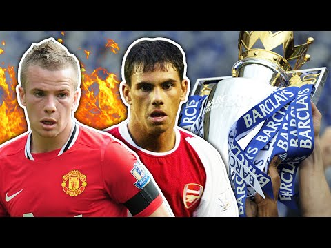 Worst Ever Premier League Winners XI | Tom Cleverley, Jeremie Aliadiere & More