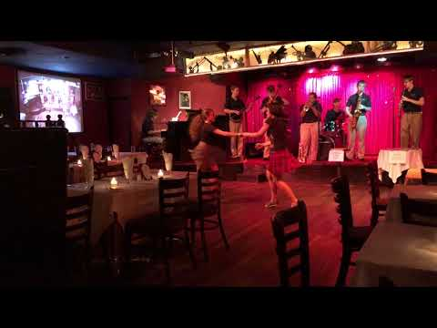 Djc Youth All Stars Performing All Of Me At Swing 46 Jazz