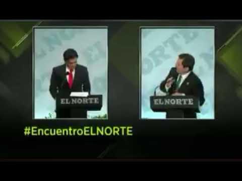 MADEDITO (Maderito) se burla del Pato Zambrano [Debate a la alcaldía de Monterrey]