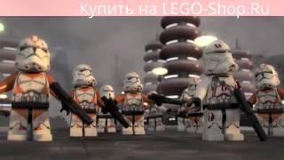 ЛЕГО видео Звездные войны:Меджето|LEGO Star Wars