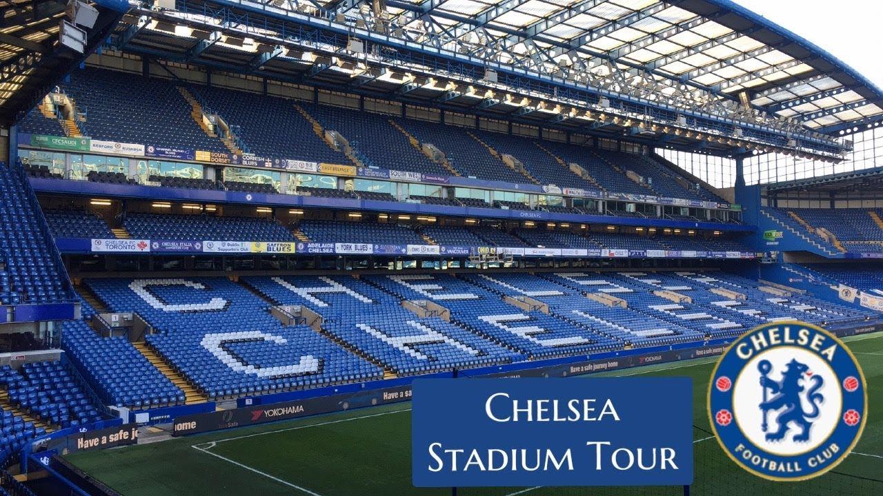 Chelsea Fc Stadium Tour Youtube