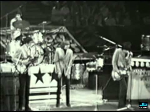 The Yardbirds with Jeff Beck - Train Kept a Rollin'