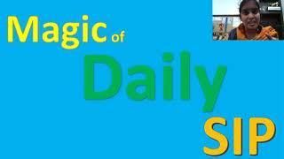 BSE IPF Hindi Investor Education Video: Magic of Daily SIP-1