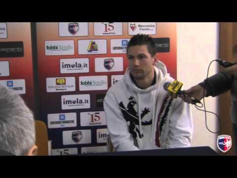Intervista a Rocco, post Imolese - San Marino 3-1