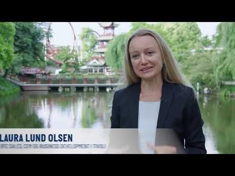"""Laura Lund Olsen: """"Hvis ikke det giver værdi for gæsten, giver det ikke kommerciel værdi for Tivoli"""""""