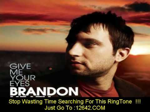 2009 NEW  MUSIC Give Me Your Eyes - Lyrics Included - ringtone download - MP3- song