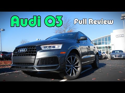 2018 Audi Q3: Full Review | Premium Plus & Premium