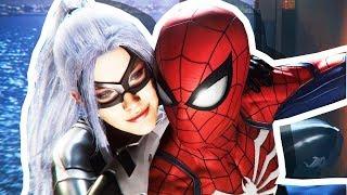 Black Cat's Heist! (Spider-Man PS4 NEW DLC)