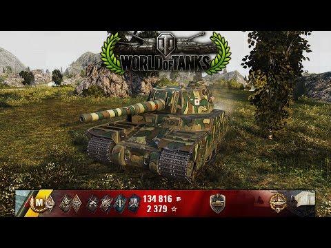 World of Tanks - Type 5 Heavy - 5 Kills - 10.3k...