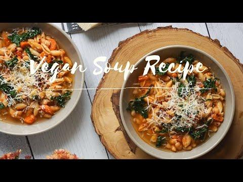 Cozy Italian Soup Recipe: Pasta E Fagioli 🍂