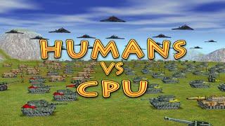 Empire Earth - Human vs CPU - Modern Age